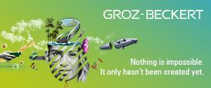 Groz-Beckert Banner